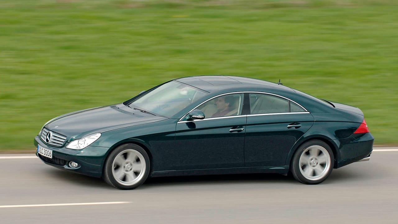 Mercedes CLS (C 219)