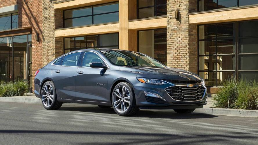 Chevy Malibu Rumored To Get The Axe After 2023MY