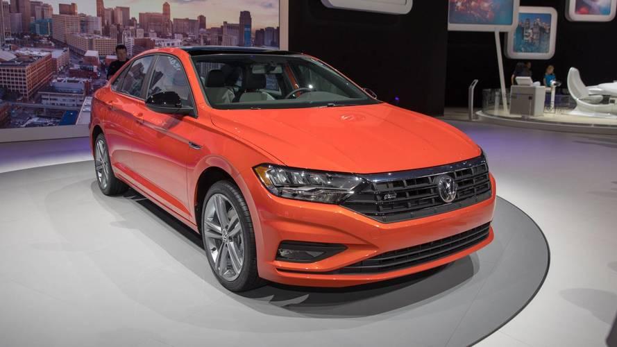 2018 VW Jetta, yeni motoru ve gövdesi ile daha verimli