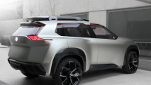 Nissan XMotion in Detroit 2018