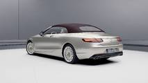Mercedes S-Class Convertible Exclusive Edition