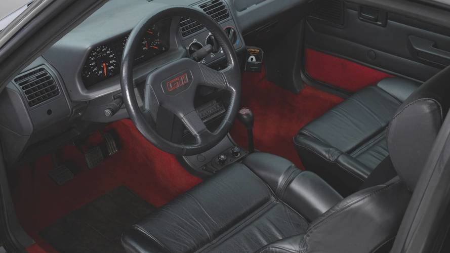 Blindado Peugeot 205 GTI
