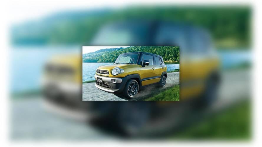 Suzuki Xbee modèle de série