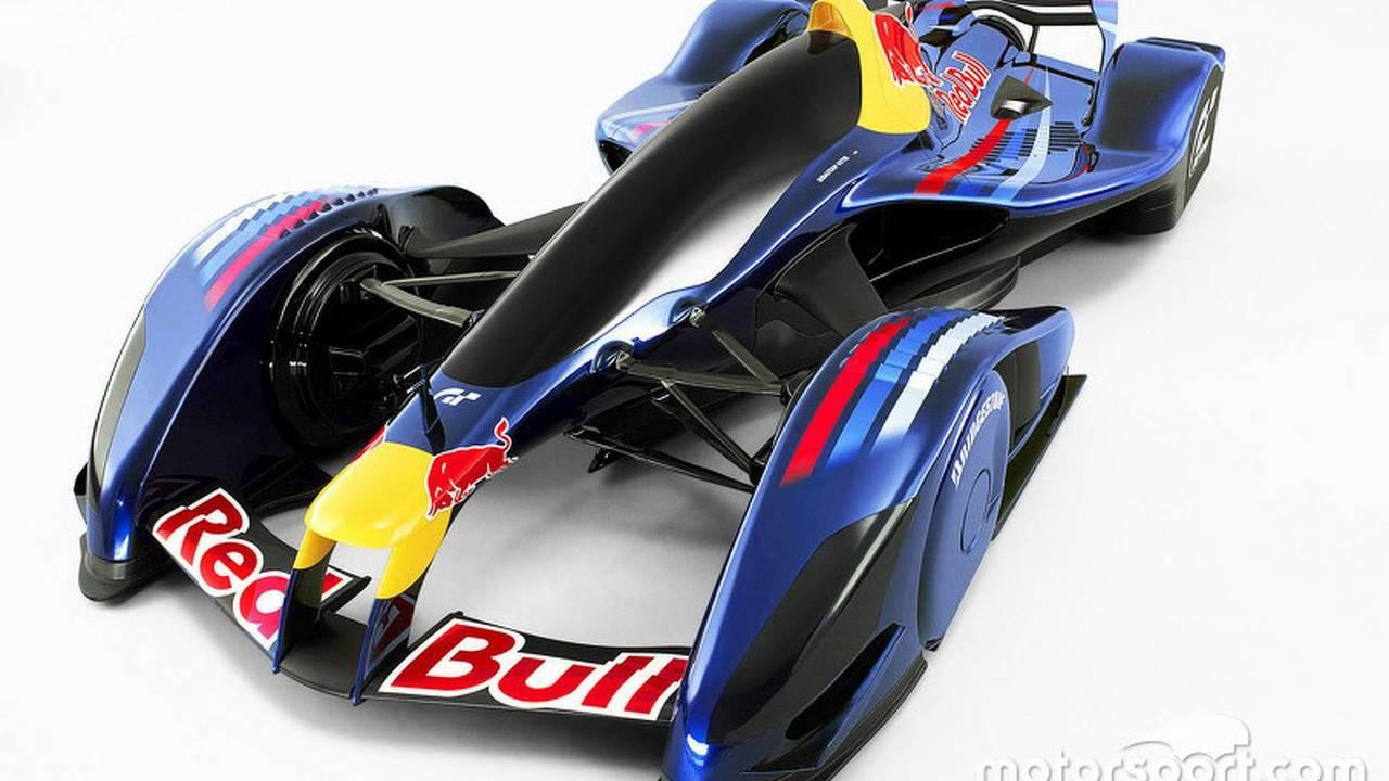 29. El Red Bull X2010 para Gran Turismo
