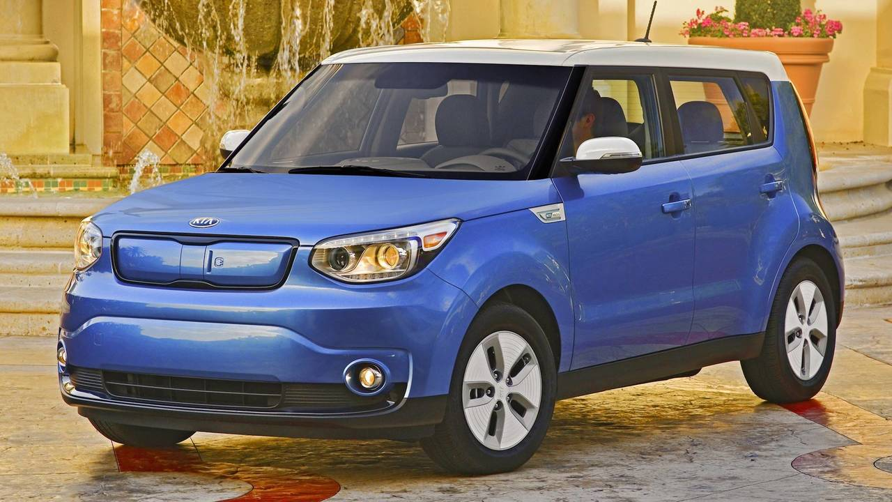 10. Kia Soul Electric