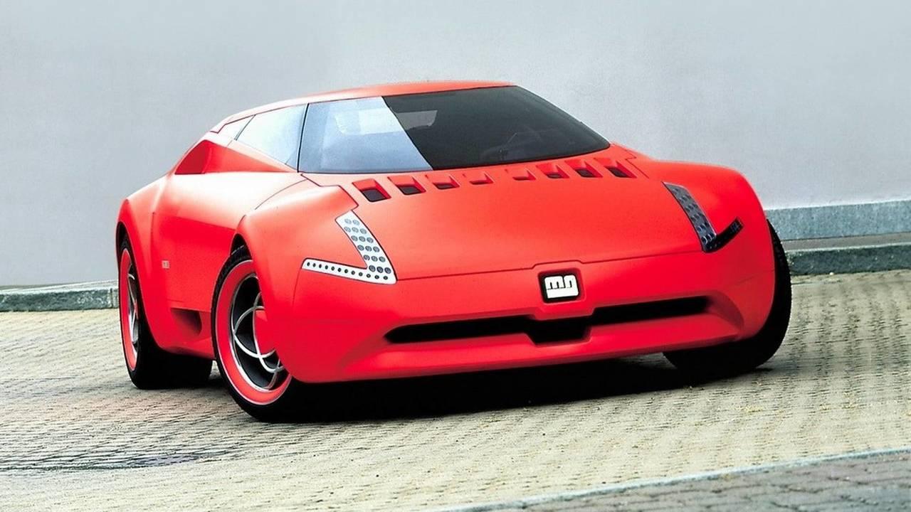 2000 Stola S81 Stratos concept