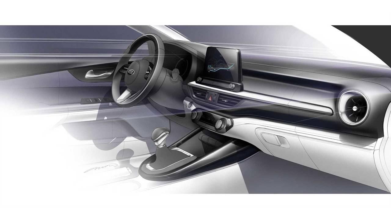 2018 Kia Forte Sedan/Cerato