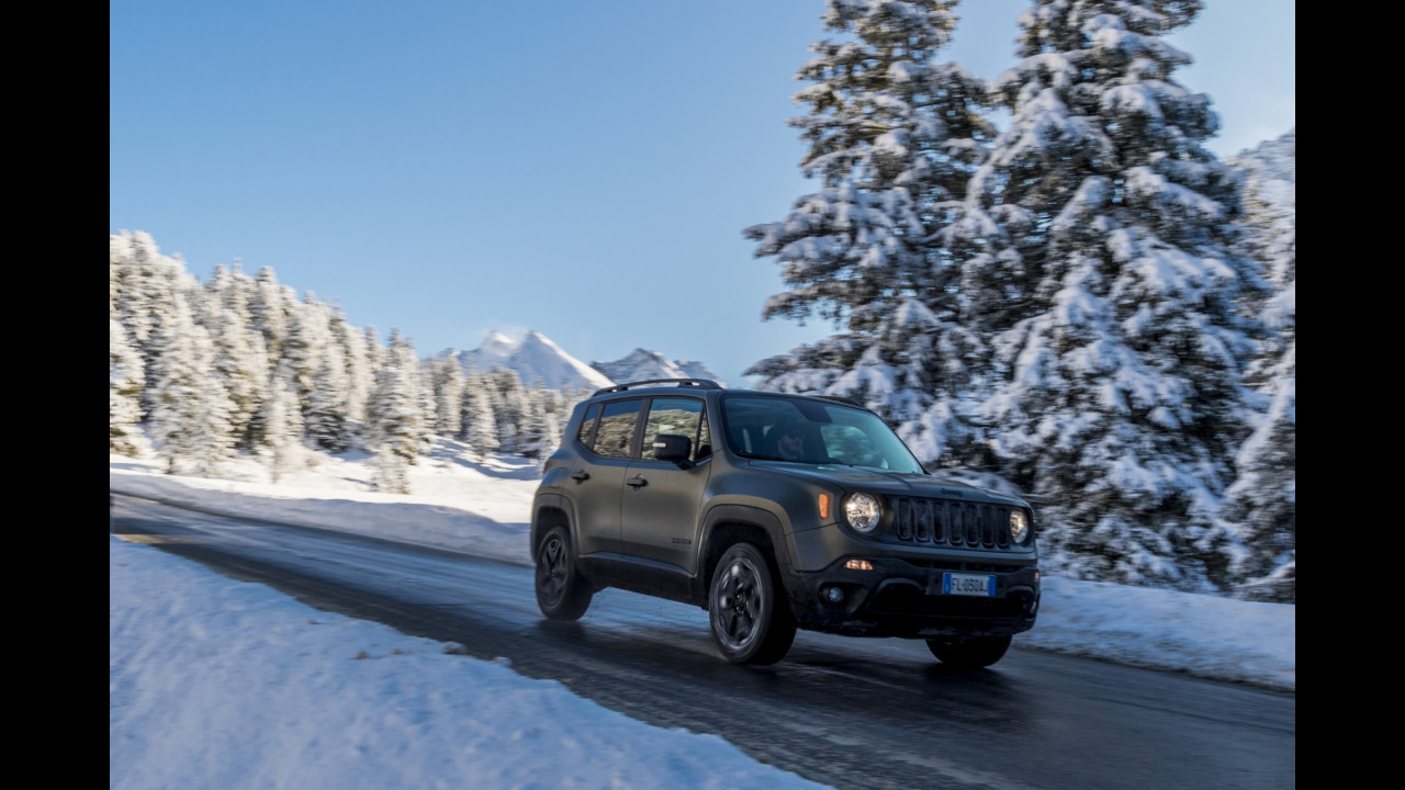 Jeep Renegade Model Year 2018