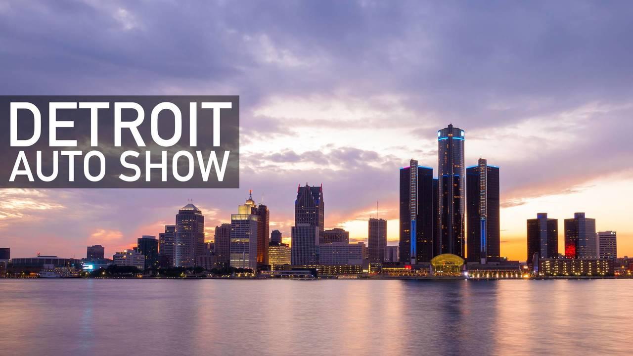 2018 Detroit Auto Show Preview