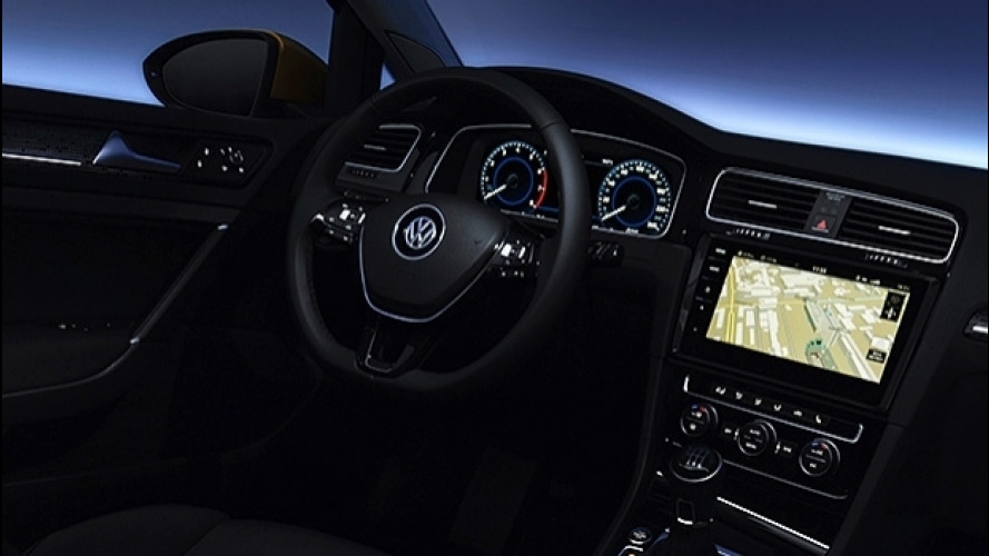 [Copertina] - Volkswagen Golf restyling, tutta la tecnologia che c'è
