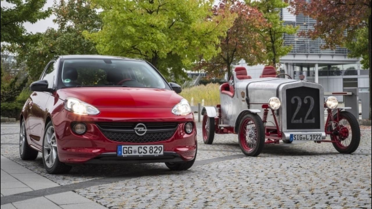 [Copertina] - Opel Adam ha riportato in vita un'auto d'epoca, ecco come
