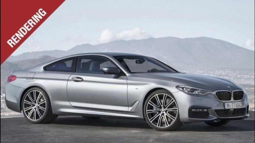 BMW Serie 8, quando l'ammiraglia ha due porte