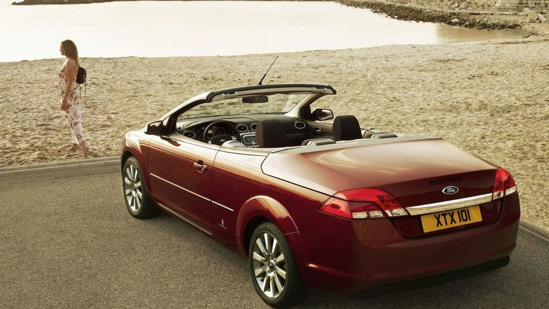 2008 Ford Focus Coupe Cabriolet Facelift Revealed