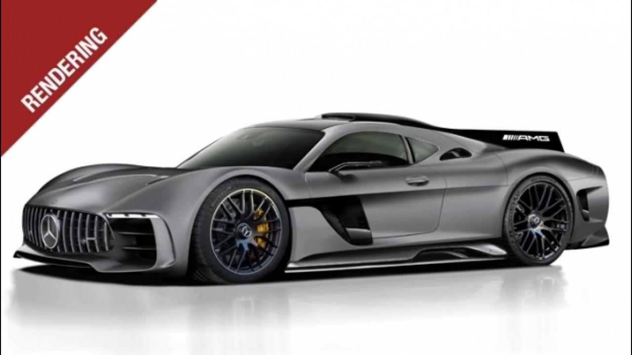 [Copertina] - Mercedes-AMG Project One, una F1 travestita da auto stradale