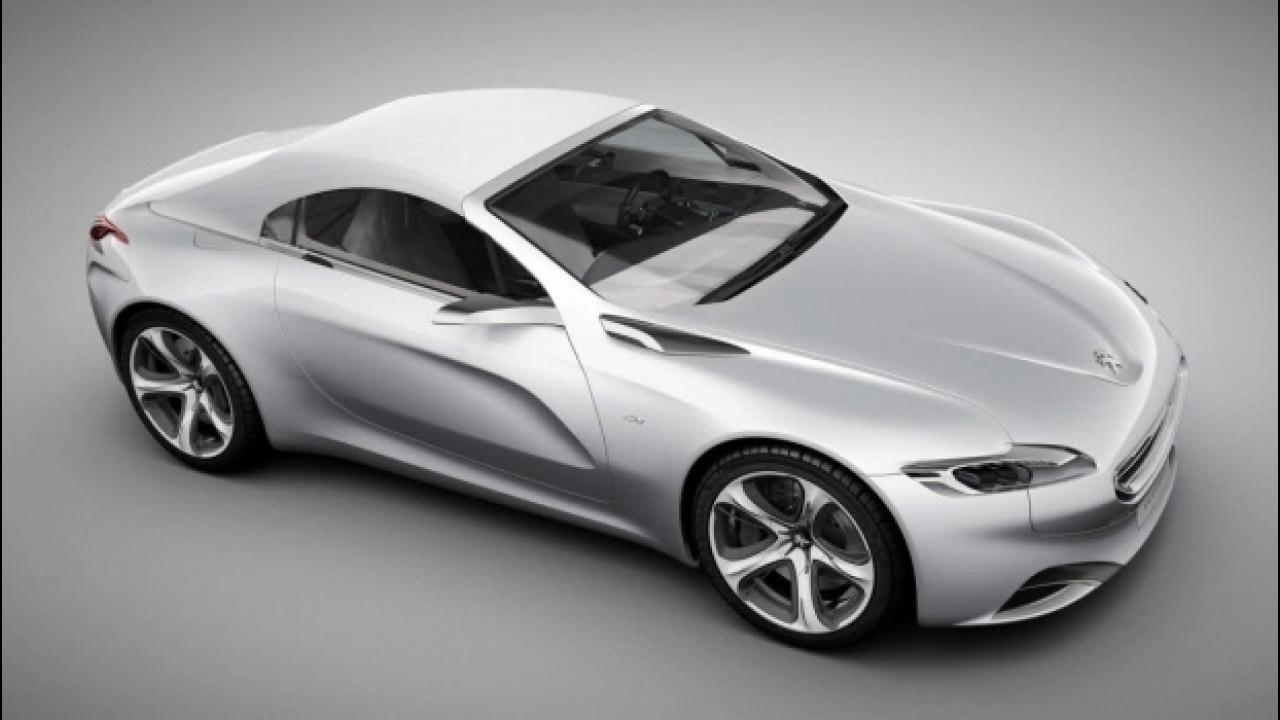[Copertina] - Retromobile, al Salone dell'auto storica Peugeot si fa in 3
