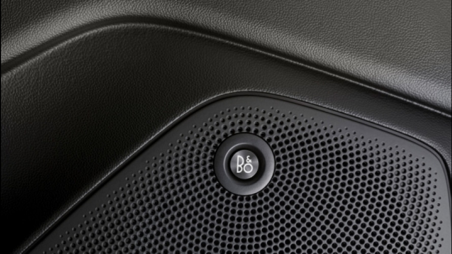 Ford e l'audio di B&O PLAY all'esordio sulla nuova Fiesta