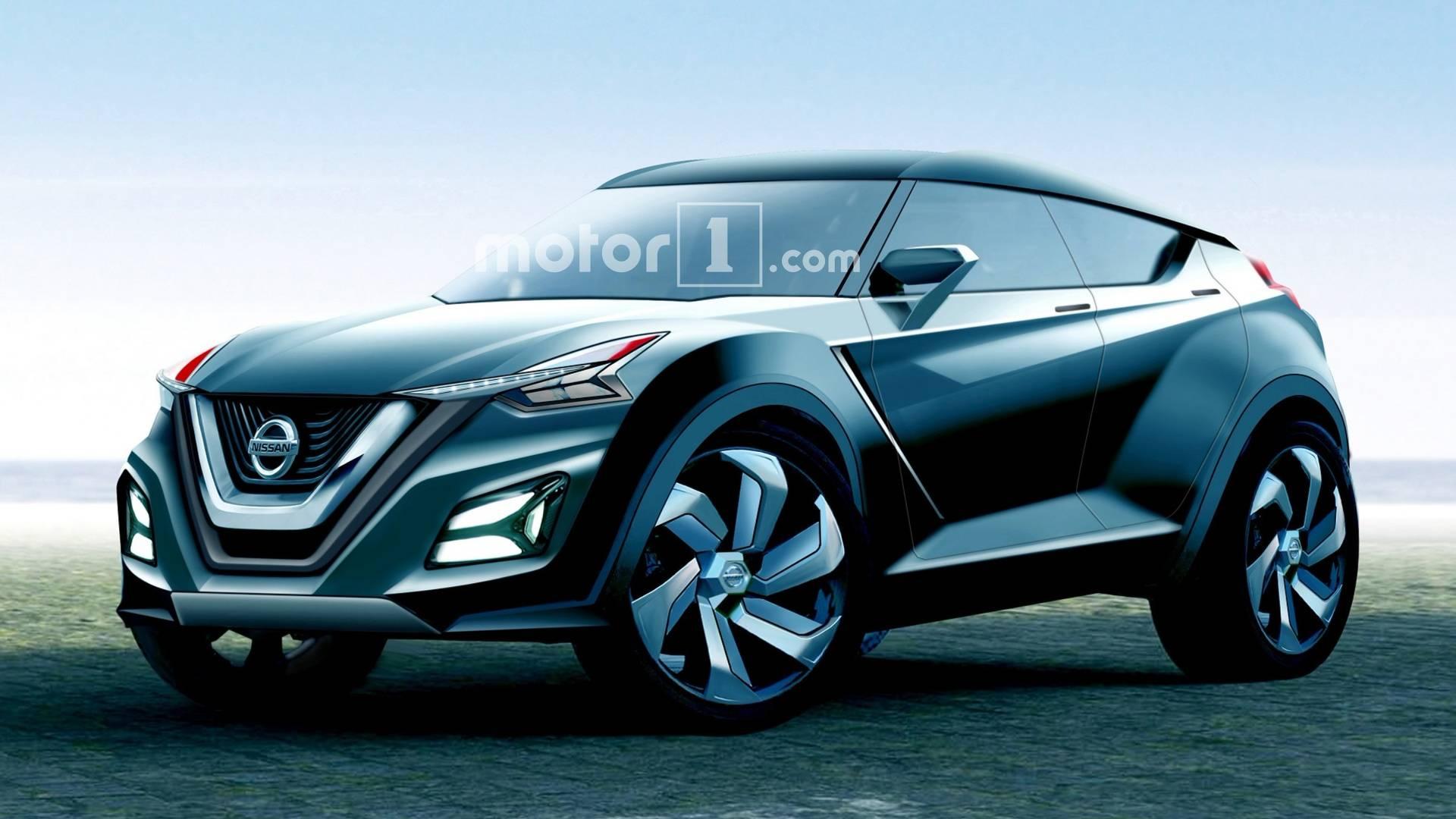 Second Gen Nissan Juke Coming Soon Production Begins In 2019