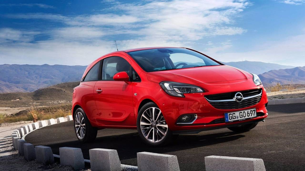 20 - Opel Corsa