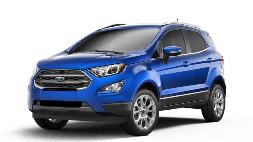 Ford EcoSport nos EUA