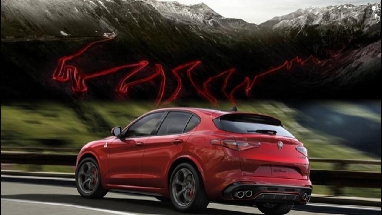[Copertina] - Alfa Romeo Stelvio, i perché di un nome leggendario