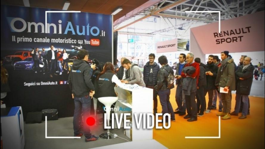 OmniAuto.it, il nostro Motor Show [VIDEO]