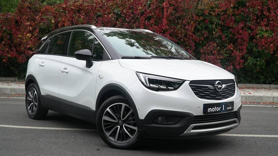 Opel Crossland X'in dizel motoru güncellendi