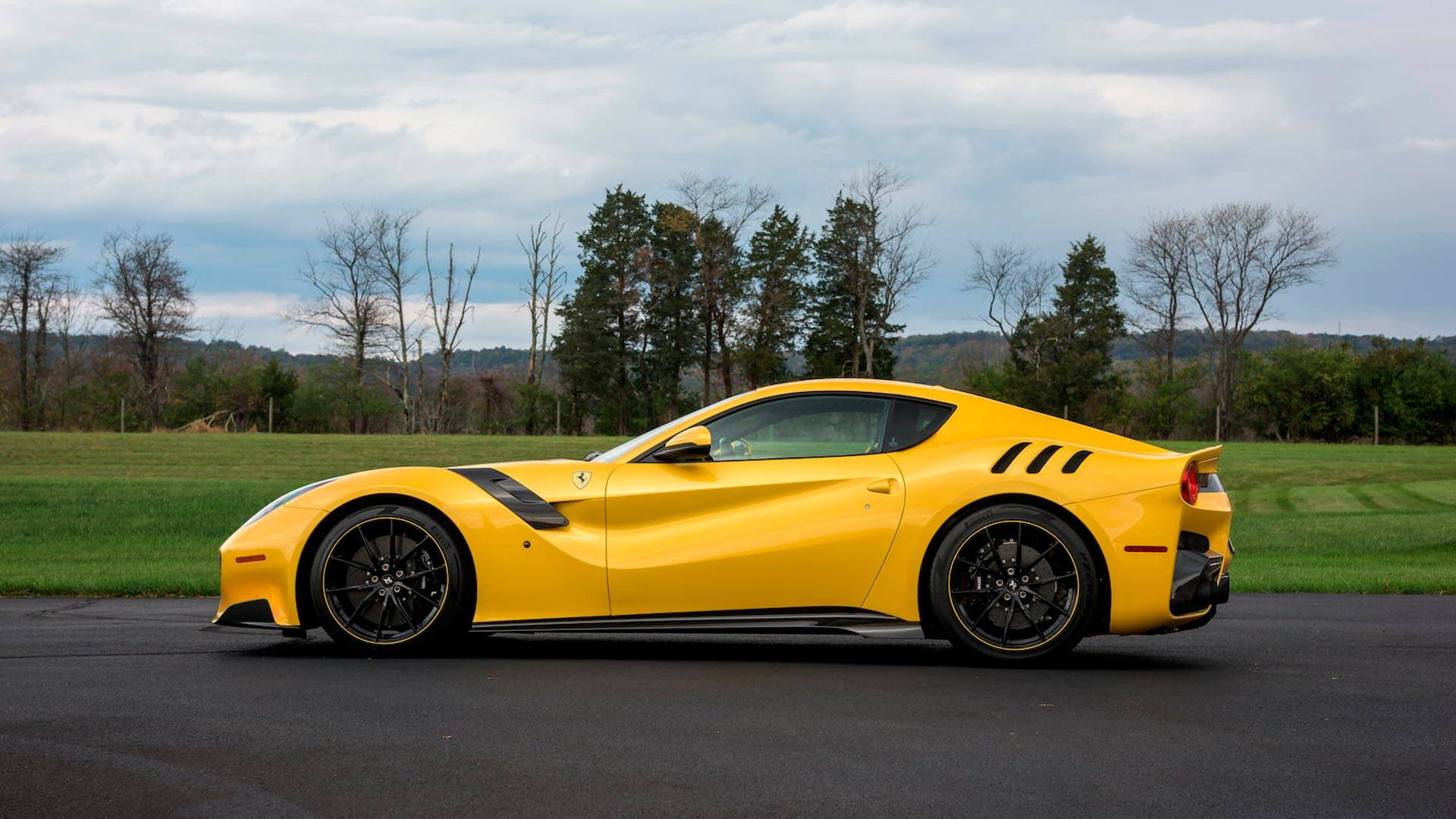 Ferrari F12tdf With 130k In Options Could Bring 13m At