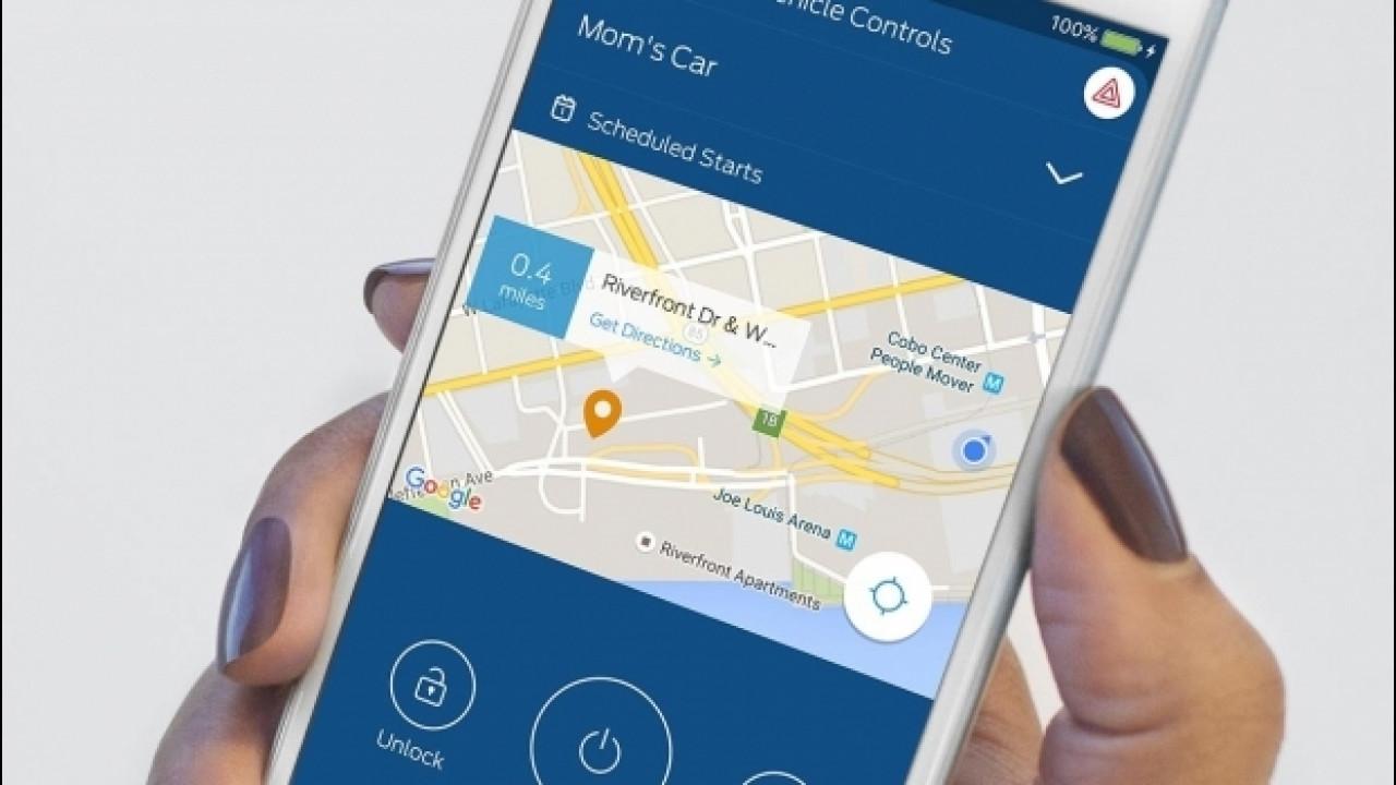 [Copertina] - Ford Pass Connect, il modem è nell'auto