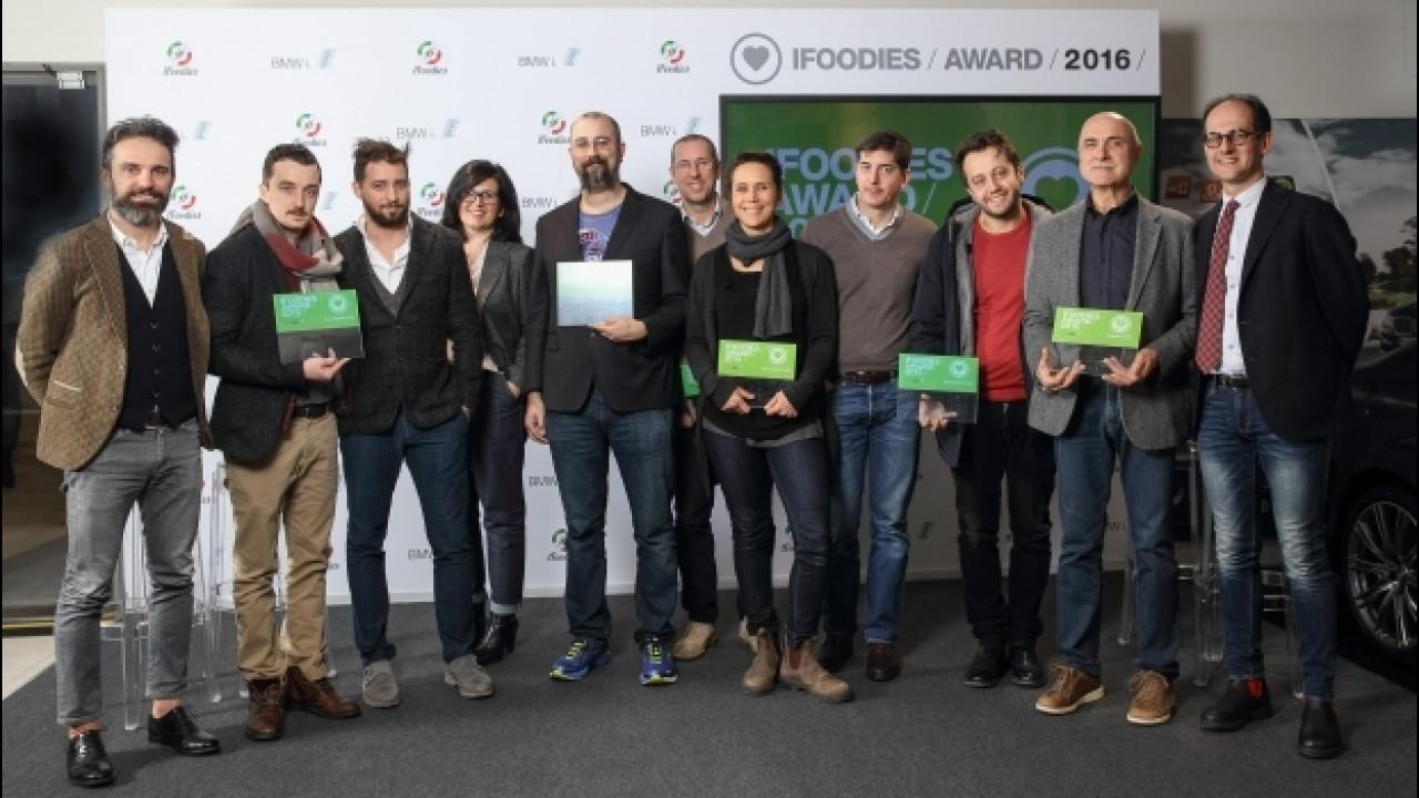 [Copertina] - BMW iFoodies Awards, l'eccellenza dell'enogastronomia italica