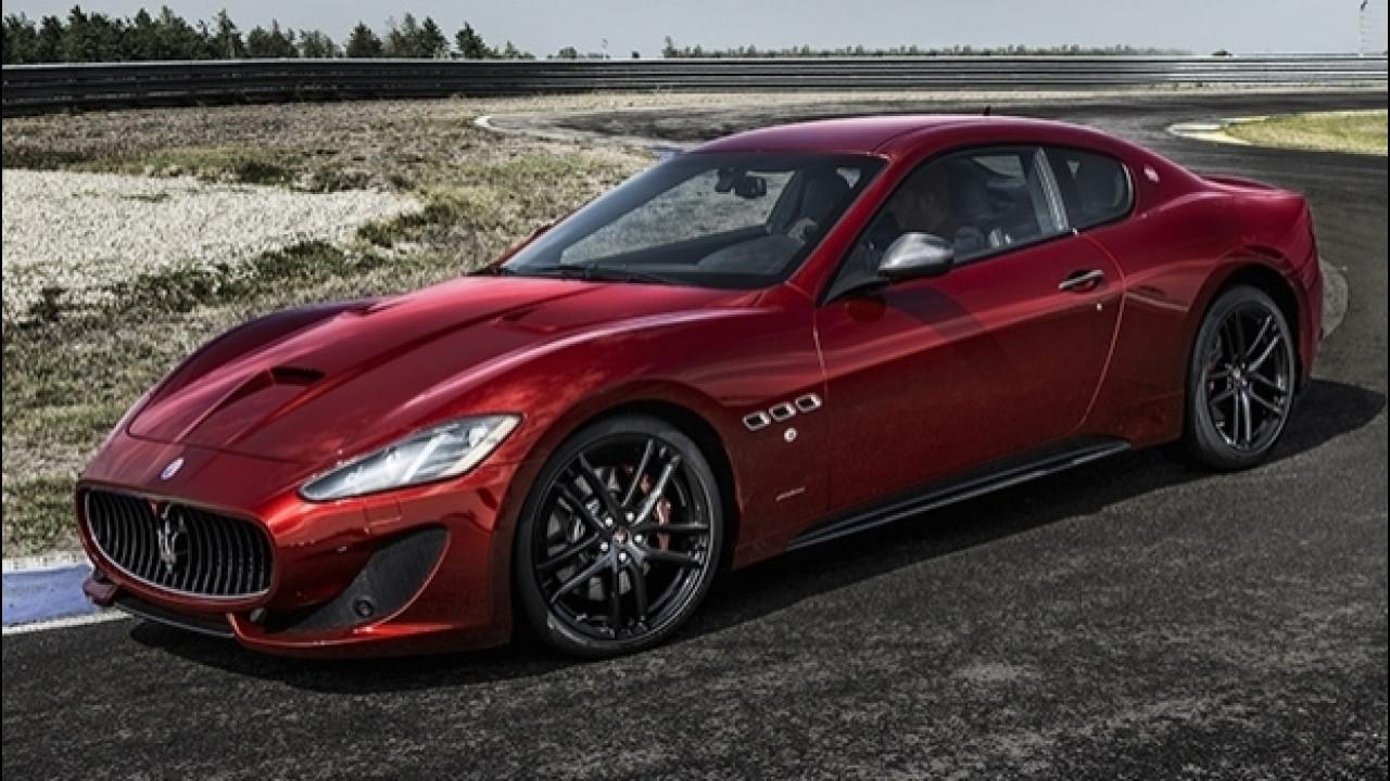 [Copertina] - Maserati GranTurismo Sport e GranCabrio Sport Special Edition
