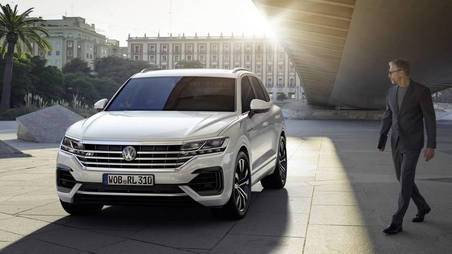 Díjat nyert a Volkswagen Touareg formatervezése