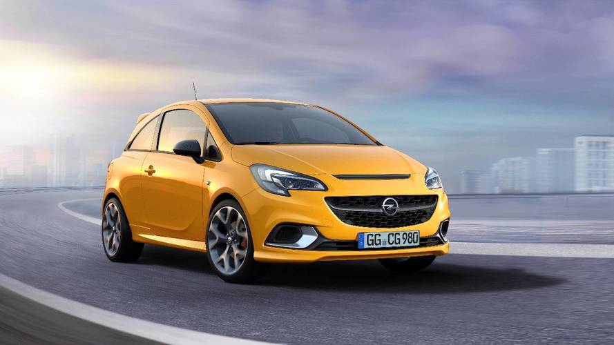 Opel Corsa GSi Unveiled With Sport Chassis From OPC Version