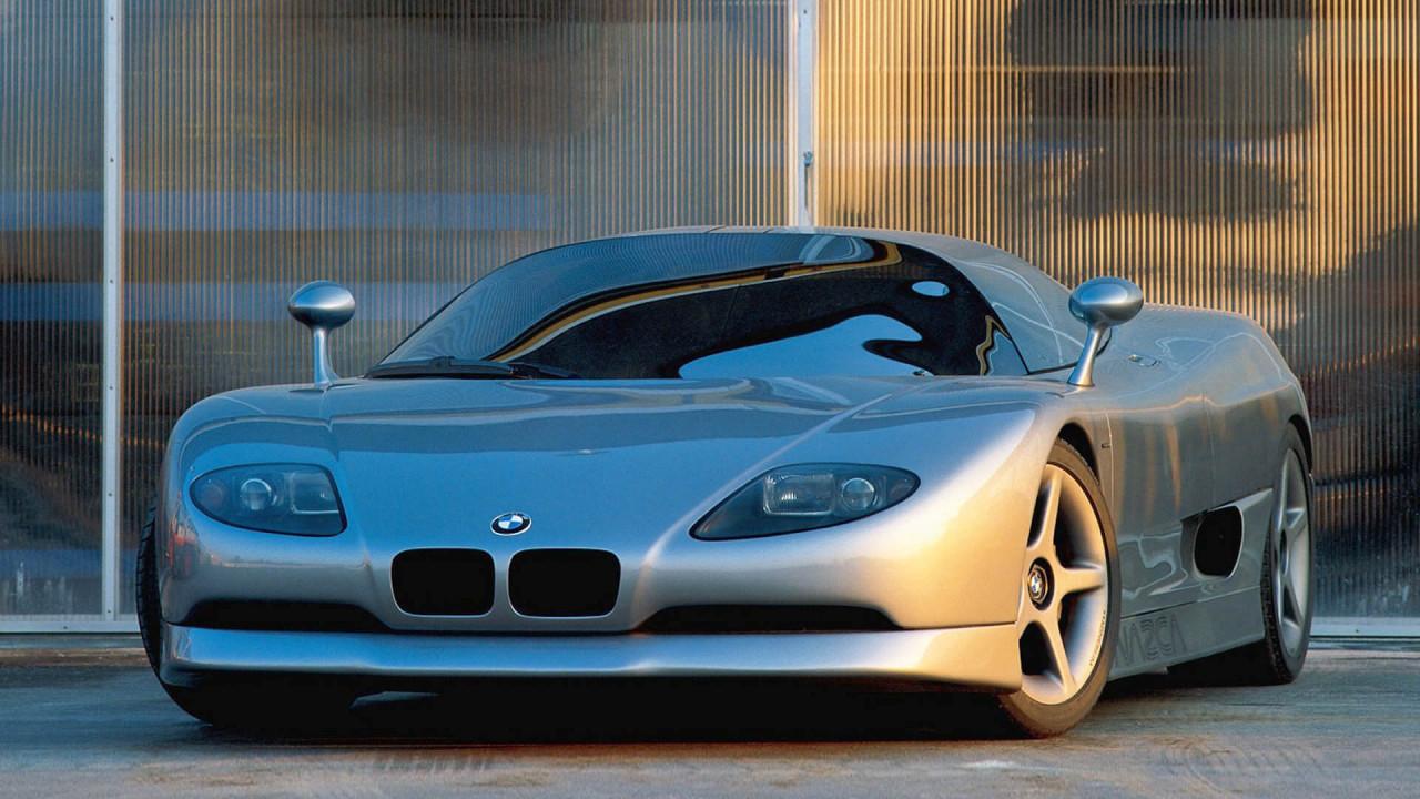 BMW Nazca M12 (1991)