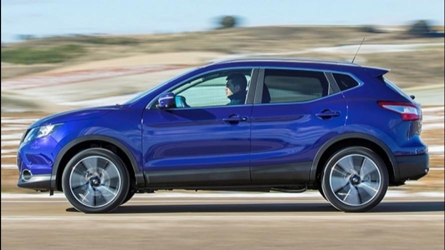 Nissan, entro il 2020, SUV e crossover le auto più vendute