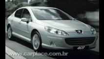 Peugeot lança linha 2008 do 407 sedan e SW com preços a partir de R$ 87,5 mil