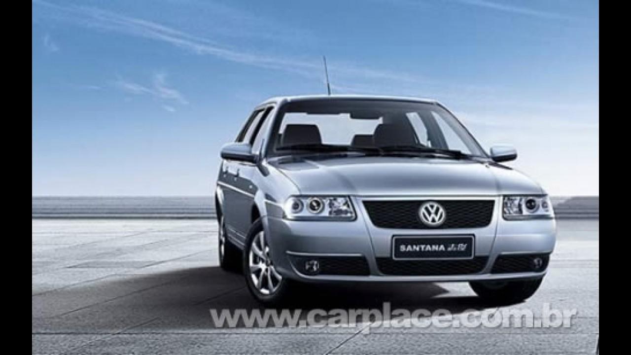 Volkswagen Shangai lança Santana Vista 2008 - Sedan ainda é vendido na China