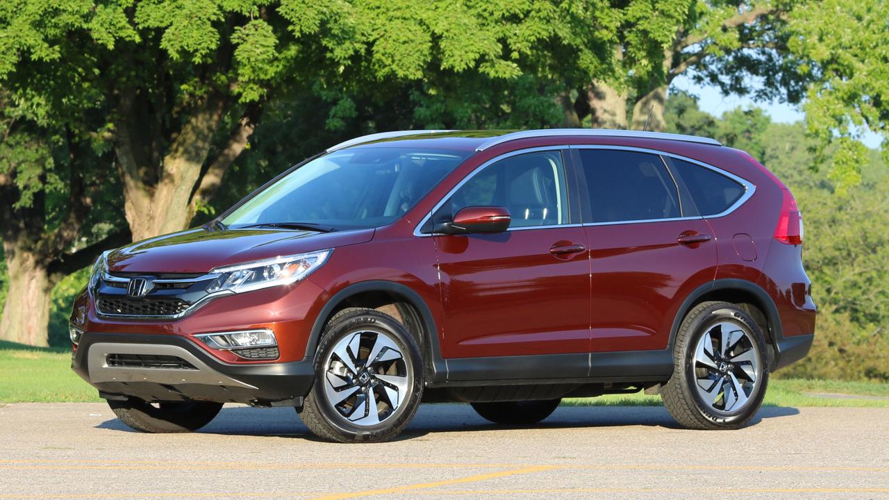 Honda crv 2016 review canada