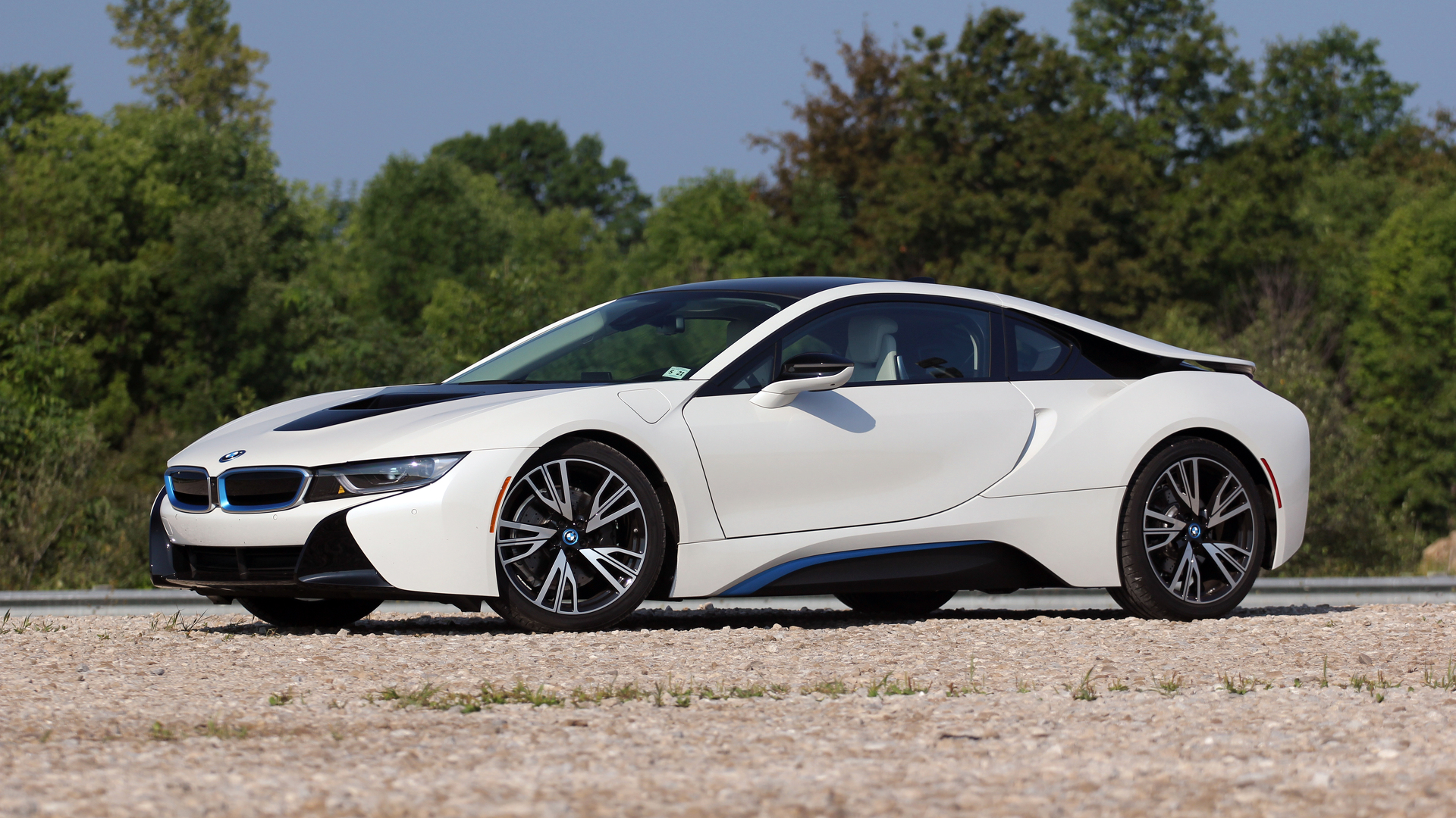 Review 2016 Bmw I8