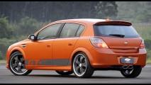 Chevrolet apresenta dois modelos tunados do Vectra GT-X: Black Top e Attitude
