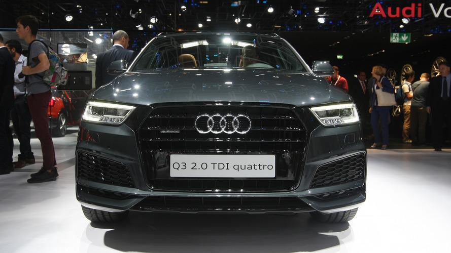 2017 Audi Q3 Paris Motor Show
