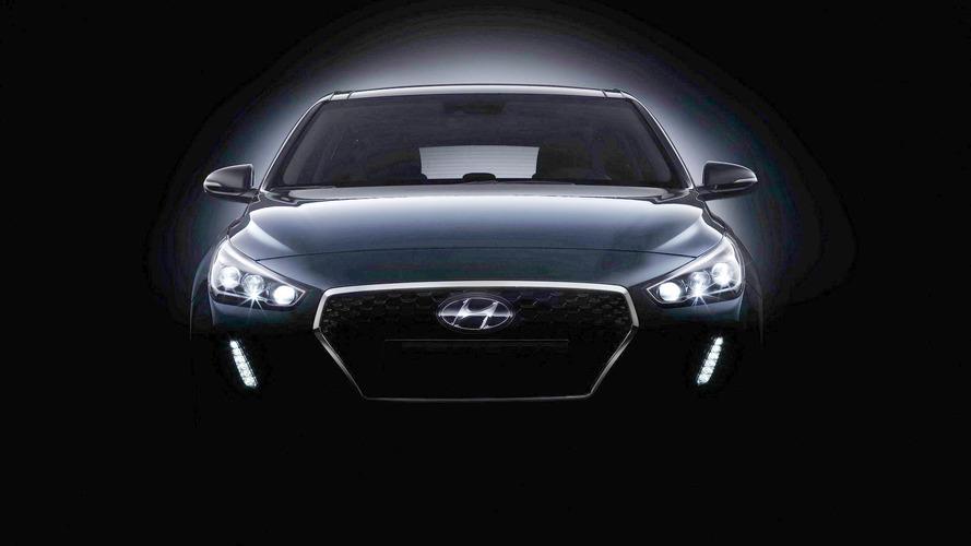 Hyundai i30 2017 - Elle se dévoile petit à petit