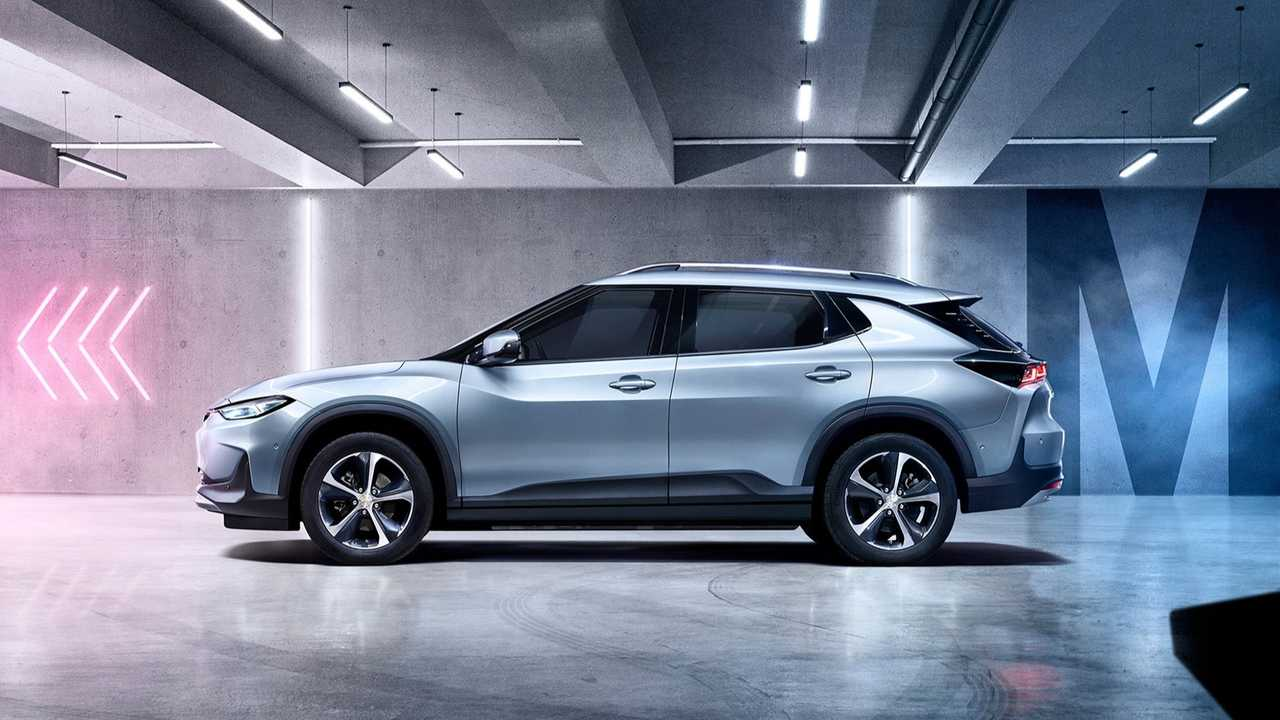 Chevrolet Menlo EV Revealed In China