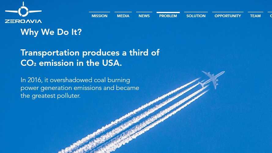 ZeroAvia Bets On Hydrogen For Electric Air Travel