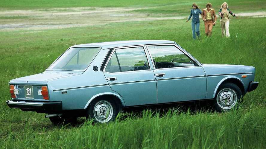 Fiat 131, una fortunata famiglia italiana