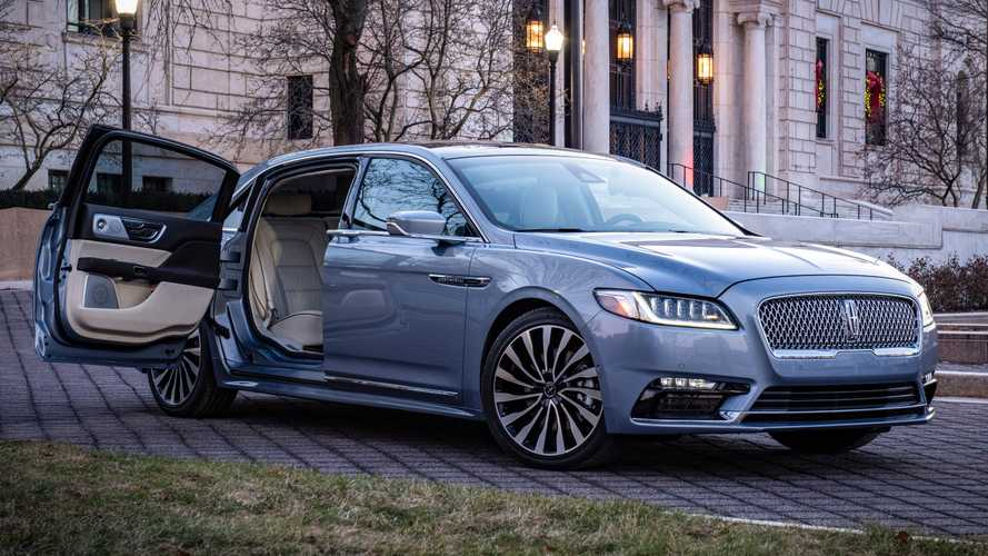 Regresa el Lincoln Continental Coach Door Edition, y cuesta $115,470