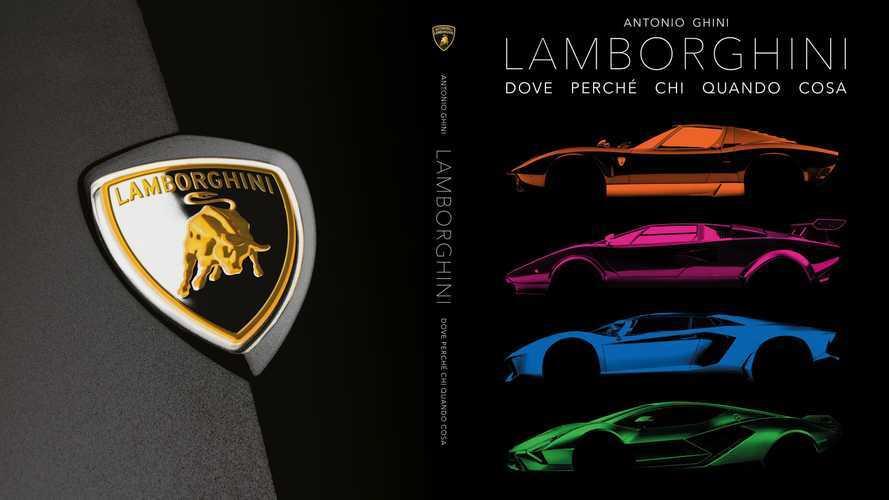 Lamborghini, il libro ufficiale sulla storia della Casa del Toro