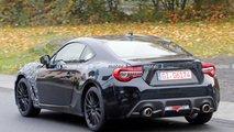 Subaru BRZ casus fotoğrafları
