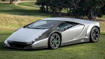 Lamborghini Kode 0 von Ken Okuyama: Supercar Sonntag