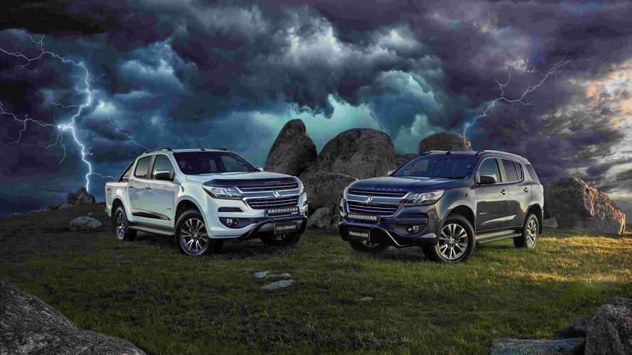 Chevrolet S10 e Trailblazer Storm são lançados na Austrália