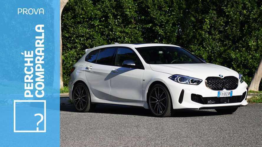 BMW Serie 1, perché comprarla e perché no